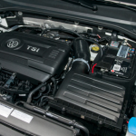 2019 VW Arteon R Line Engine