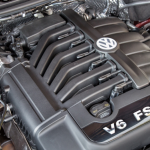 2019 VW Atlas Cross Sport Engine
