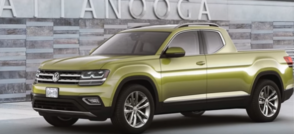 2019 VW Atlas Cross Sport Exterior