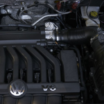 2019 VW Atlas Hybrid Engine
