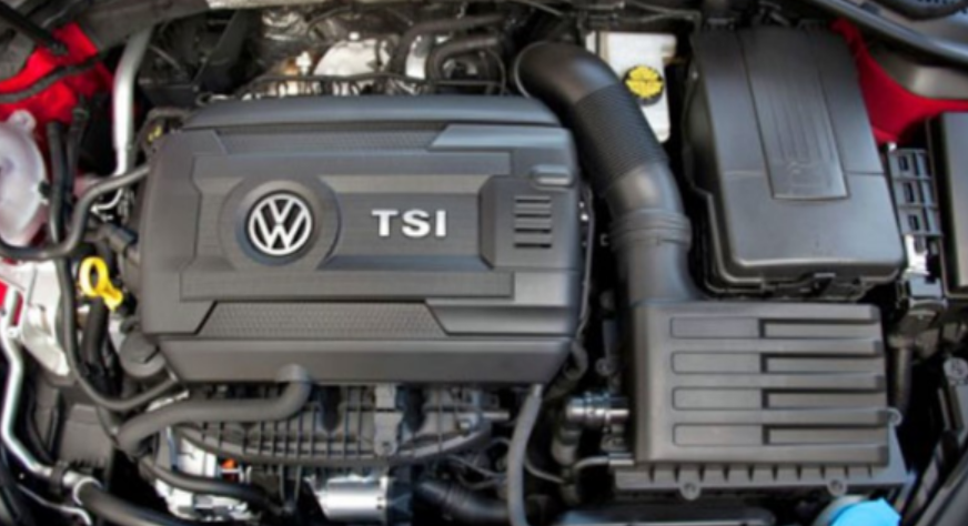 2019 VW Golf Alltrack Engine