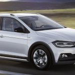 2019 VW Golf Alltrack Exterior