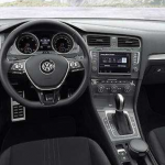 2019 VW Golf Alltrack Interior