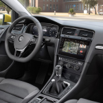 VW Golf 2019 Interior