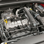 2019 VW Jetta R Line Engine