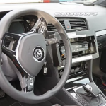 2019 Volkswagen Golf 8 Interior