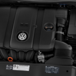 2019 Volkswagen Golf R Engine