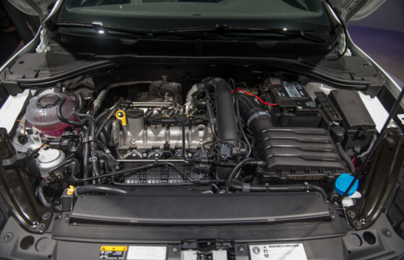 Volkswagen GTI 2019 Engine