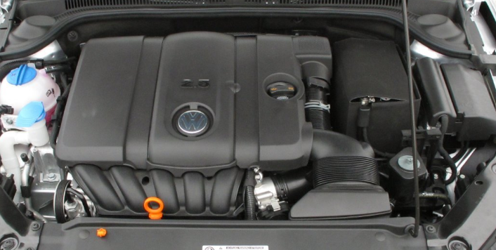 VW Beetle 2020 Engine