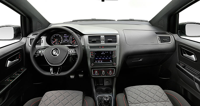 VW Fox 2019 Interior