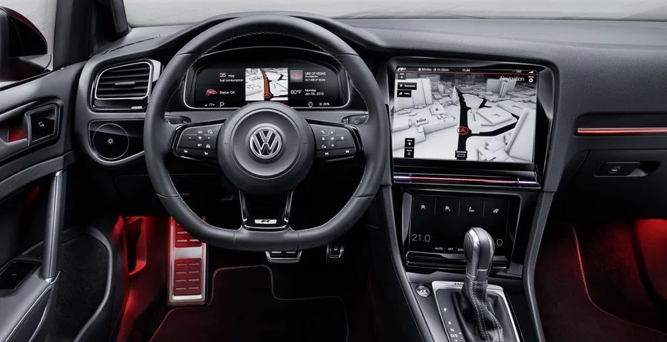 vw golf gti 8 2019 specs price release date vw specs news. Black Bedroom Furniture Sets. Home Design Ideas