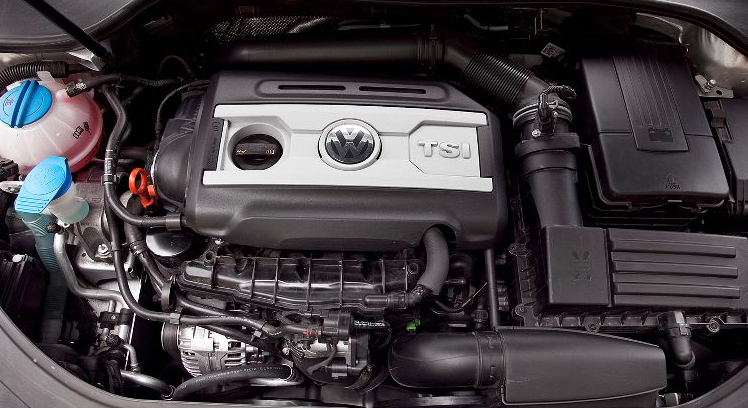 VW Up 2020 Engine