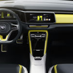 VW Up 2020 Interior