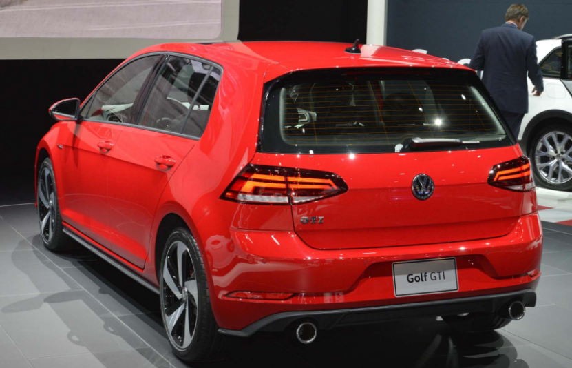 2019 volkswagen golf gti price colors specs vw specs news. Black Bedroom Furniture Sets. Home Design Ideas