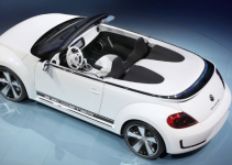2019 VW Battle Convertible Exterior