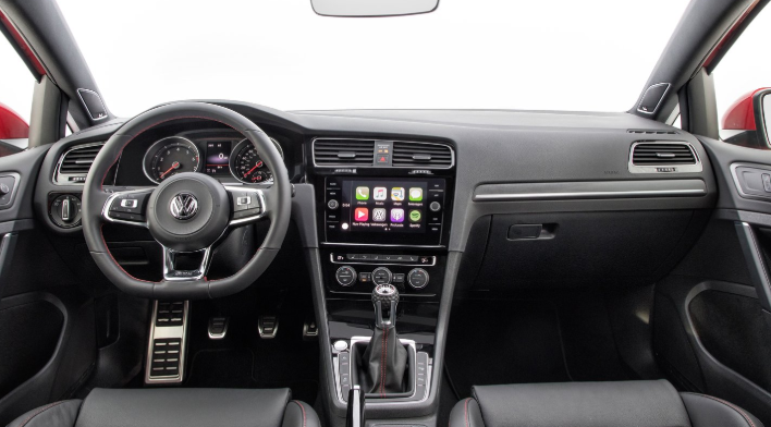 2019 VW GTI US Interior