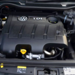 2019 VW Vento Engine