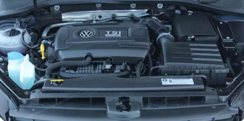 2019 Volkswagen Golf R USA Engine