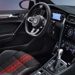 2019 Volkswagen Golf R USA Interior