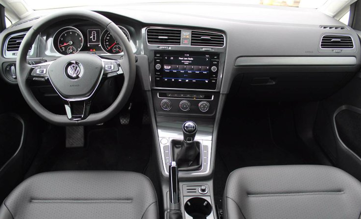Passat Alltrack Usa >> 2019 Volkswagen e-Golf Interior – VW Specs News