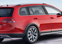 2020 VW Golf Sportwagen Changes Exterior