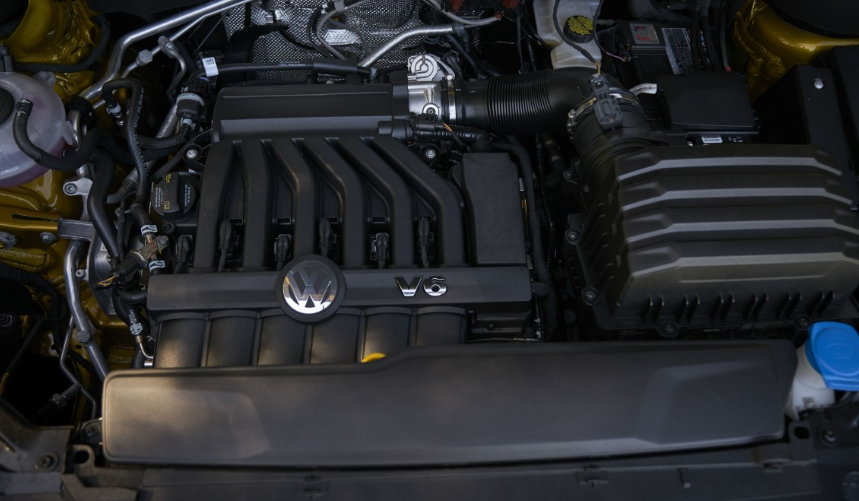 2020 Volkswagen Atlas Engine