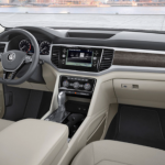 2020 Volkswagen Atlas Price Interior