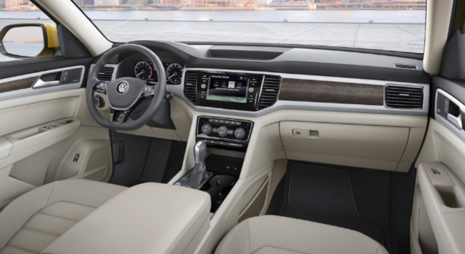 2020 Volkswagen Atlas Interior