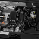 2020 Volkswagen Beetle Manual Transmission Engine