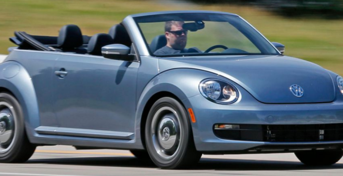 2020 Volkswagen Beetle Convertible Lease