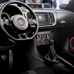 2020 Volkswagen Beetle Manual Transmission Interior