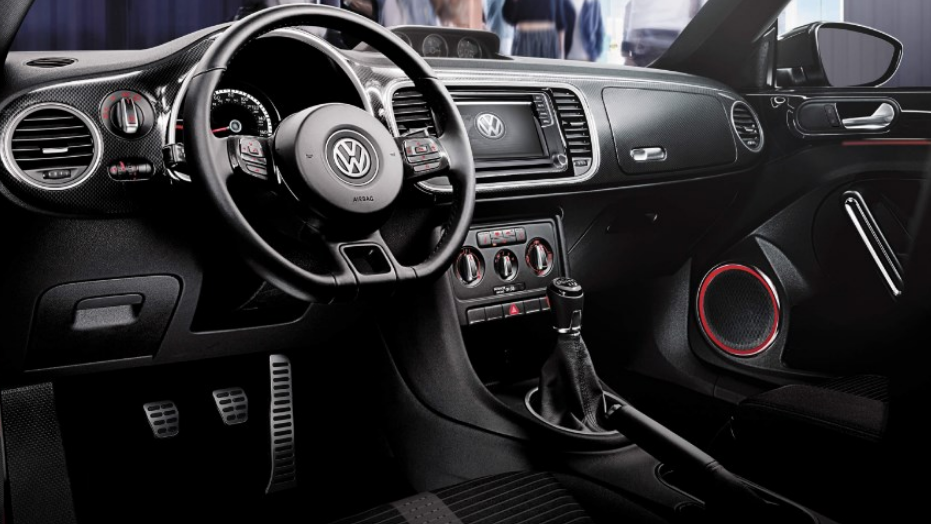 2020 Volkswagen Beetle Convertible Configurations Interior