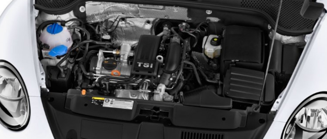2020 Volkswagen Beetle Convertible Engine