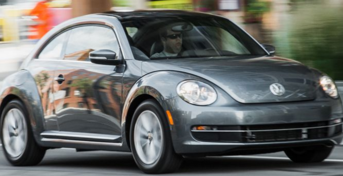 2020 Volkswagen Beetle Manual Transmission Exterior