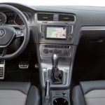 2020 Volkswagen Golf Alltrack Towing Capacity Interior
