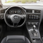 2020 Volkswagen Golf Sportwagen Tsi Wagon Spied Interior