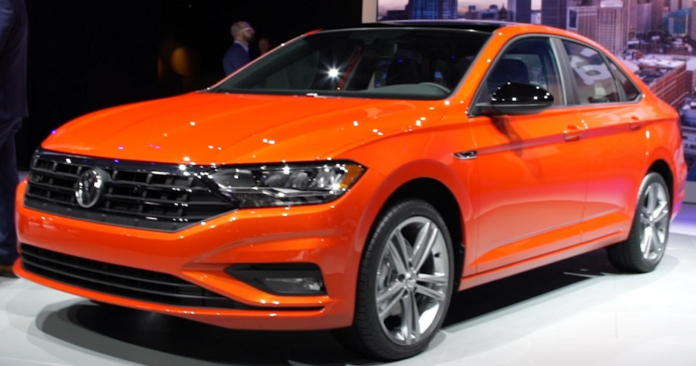 2020 Volkswagen Jetta 1.4 T Se Manual Sedan Exterior