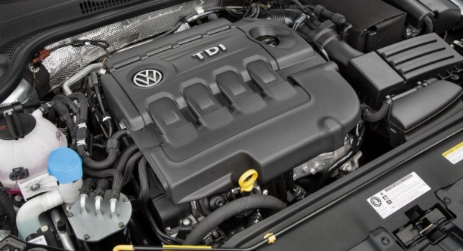 2020 Volkswagen Jetta Gli Se Sedan Engine