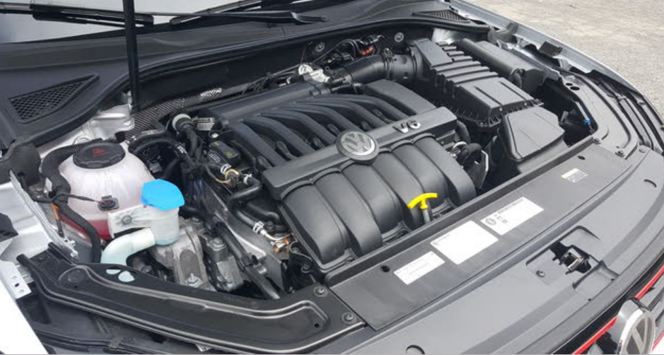 2020 Volkswagen Passat Sedan 380 Tsi R-line Performance Engine