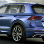 2020 Volkswagen Tiguan Limited 4motion Price Exterior