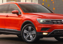 2020 Volkswagen Tiguan 2.0t Specification Exterior