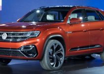 2020 VW Atlas Towing Capacity Exterior