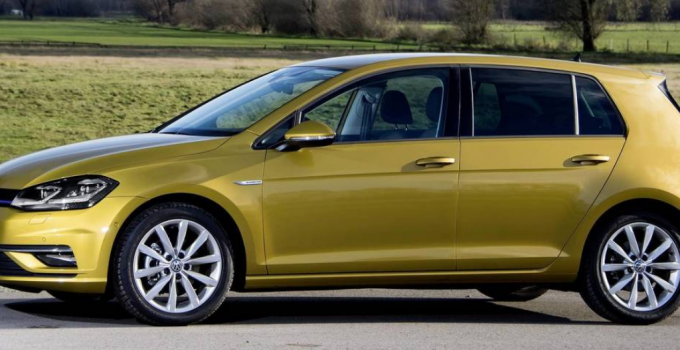 2020 VW Golf Sportwagen Highline Exterior