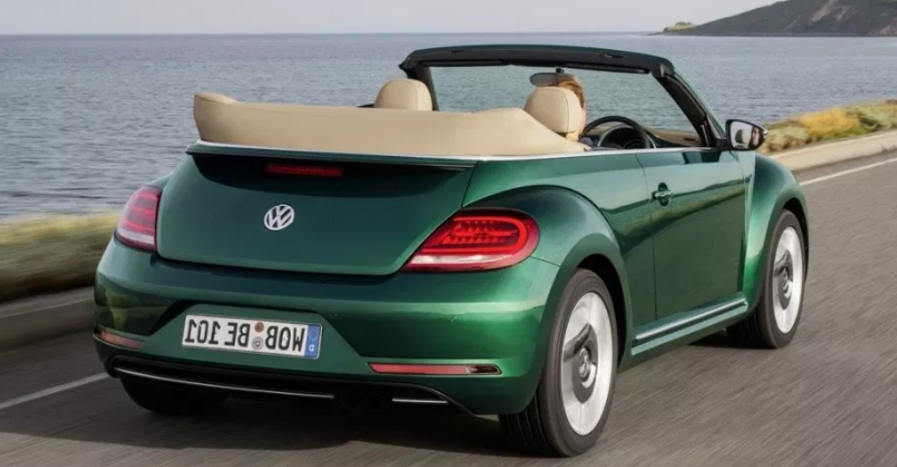 2020 Volkswagen Beetle Convertible Features Exterior