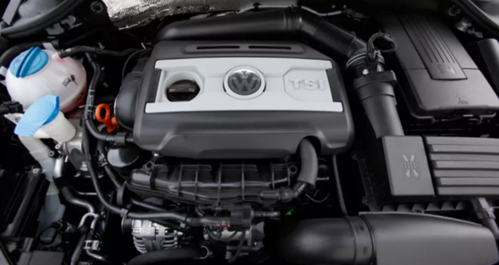 2020 Volkswagen Jetta 1.4t Wolfsburg Edition Sedan Engine