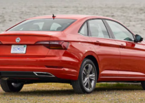2020 Volkswagen Jetta 2.0t Gli Sedan Specification Exterior
