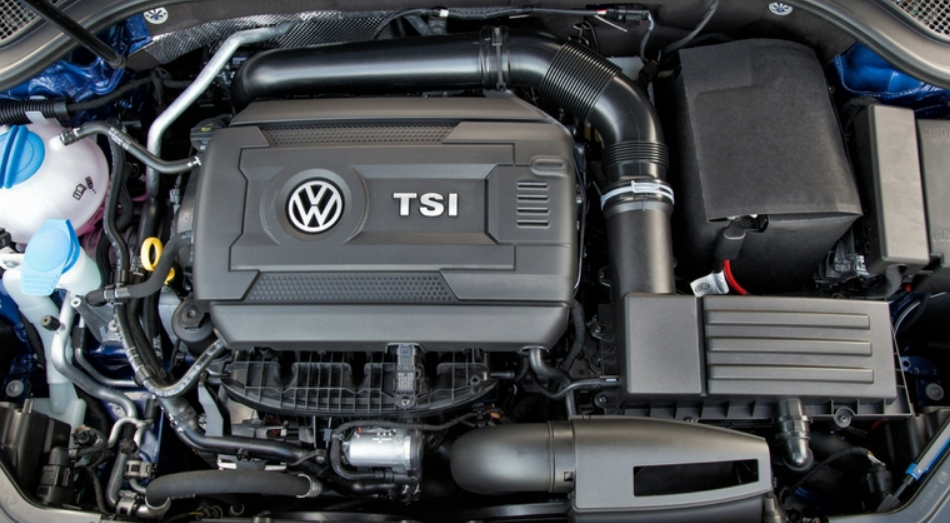 2020 Volkswagen Passat 2.0t Se W/technology Sedan Engine