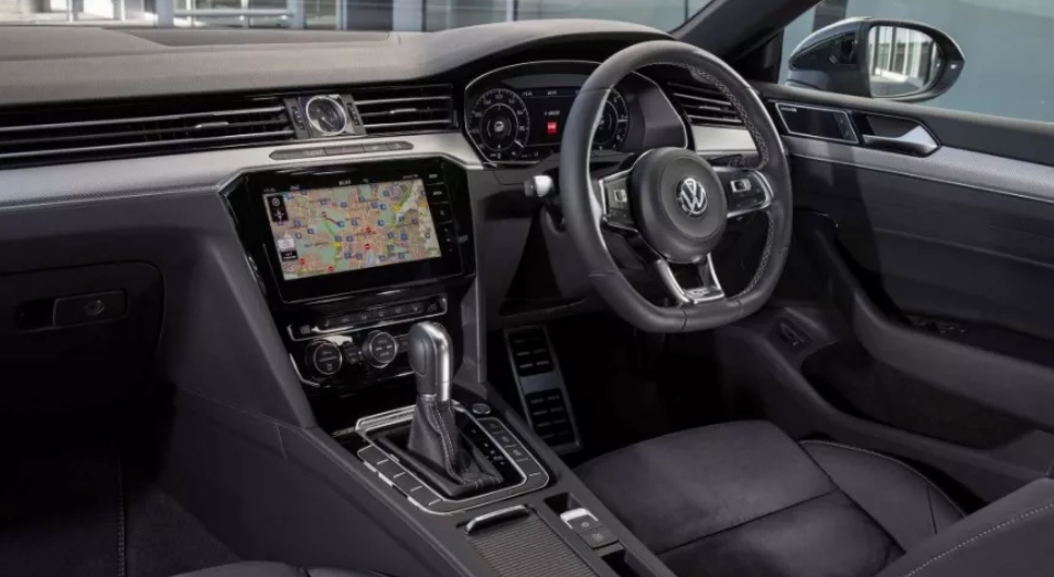 2020 Volkswagen Passat 2.0t Se Sedan Price Interior
