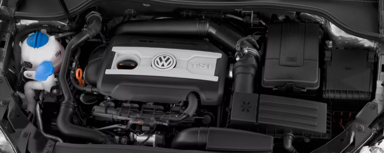 2020 Volkswagen Tiguan 2.0t Se Price Engine