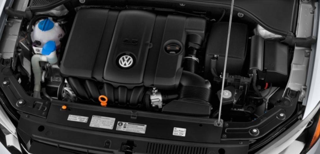 2020 Volkswagen Tiguan Limited 2.0t Engine